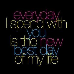 ... meemi, new best day, quotasss, quote, romance, text, typography, words