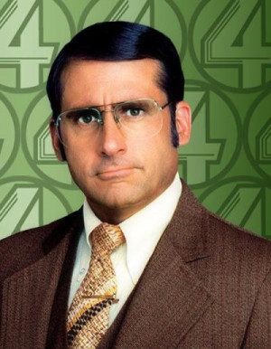 How excited would you be to see Brick Tamland again in Anchorman 2?!?