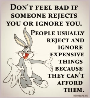 Quotes On People Who Ignore You you or ignore you People