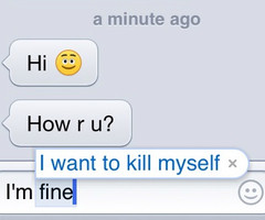 Kill Myself Quotes I want to kill myself images