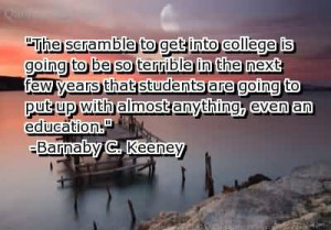 The Scramble To Get Into College Is Going To Be So Terrible In The ...