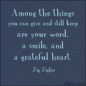 Life Quotes -Zig Ziglar