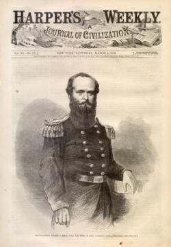 General Grant, Hero of Fort Donelson