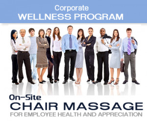 Bring Corporate Massage Wellness Program To Your Office!