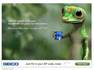 Quote GEICO insurance