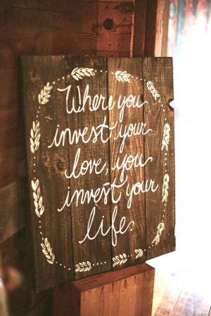 rustic wooden wedding sign xl sign personalized for you