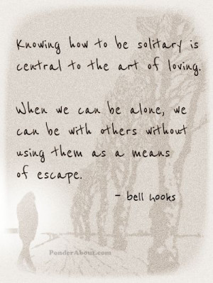 bell hooks Bell Hooks, Inspiration, Quotes, Alone Time, Art, True ...