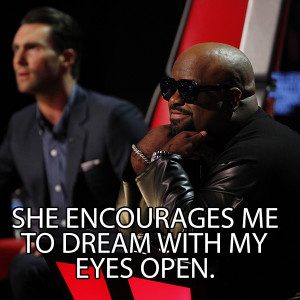 ... further ado, here are our favorite Cee Lo-isms from season five