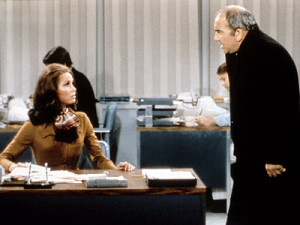 Lou Grant: You know what? You've got spunk!
