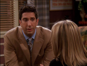 The One Where Rachel Tells... - Friends Central - TV Show, Episodes ...