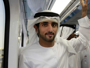 Sheikh Hamdan Bin Mohammed Bin Rashid Al Maktoum of the UAE