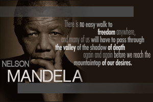 Home > Greatness > 45 Nelson Mandela Quotes and Images – Truly ...