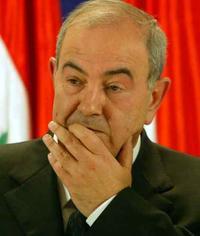 Fw fikrah apa bezanya Saddam Hussien dengan Iyad Allawi