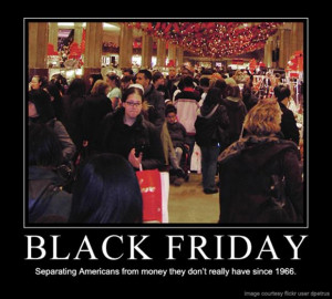 Black Friday Madness – 25 Pics