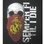 Retirement Tattoo | Marine Corps Tattoos | Sgt. Grit