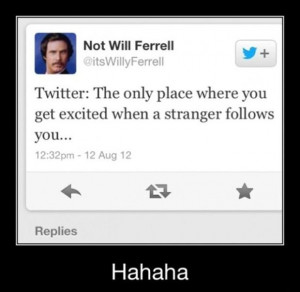 Dump Day Funny Will Ferrel Tweets