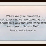 Self-care and Self-compassion: Motivational quotes and reminders for ...
