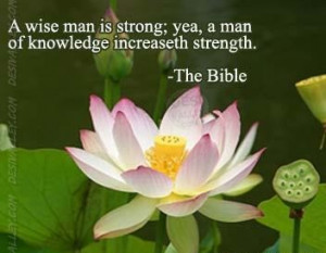 Bible Quotes To Be Strong