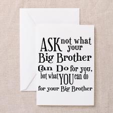 big brother birthday cards