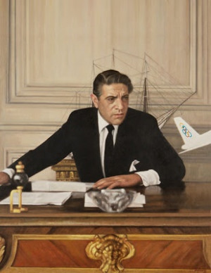 Chatter Busy: Aristotle Onassis Quotes