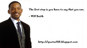 Famous Quotes By Will Smith