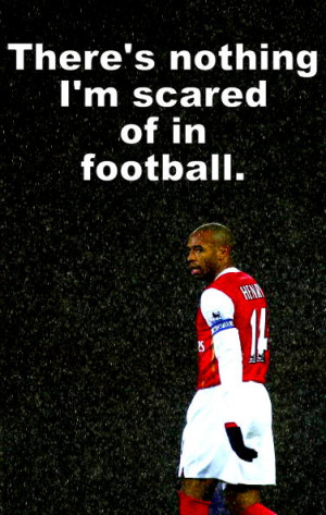 ... The same cannot be said of them when Henry had the ball at his feet