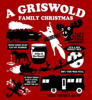 ... Lampoon's Christmas Vacation T-Shirts > Christmas Vacation Quotes