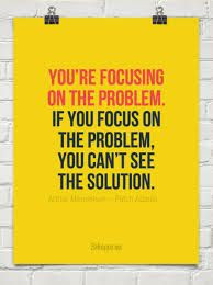 patch adams focus on the solution not the problem quote - Google ...