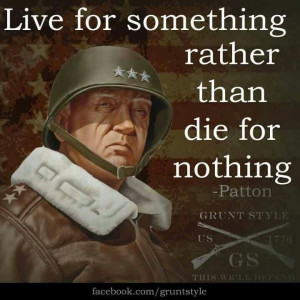 Second World War leaders Patton, Montgomery and Rommel were all ...