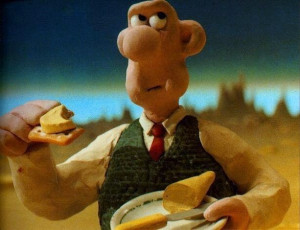 Aardman Wallace & Gromit A Grand Day Out