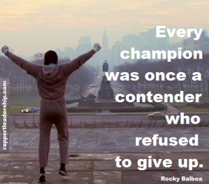 Rocky Movie Quotes Quotes from rocky movie