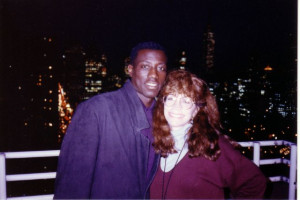 Wesley Snipes & Barbara SUGAR HILL New York