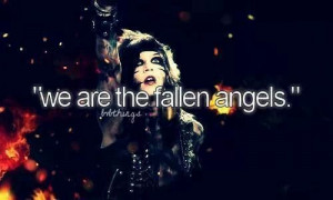 Fallen Angels - Black Veil Brides HOW the hell is this one of those ...