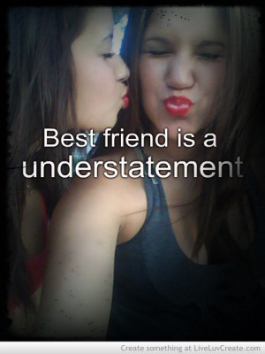 best friend, cute, girls, quote, quotes