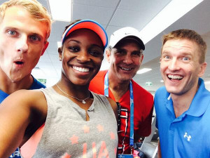 Back in business with my guys @paul_annacone @Fitzmister & Christian