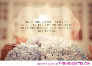 download small things in life inspirational quotes pictures quotes ...