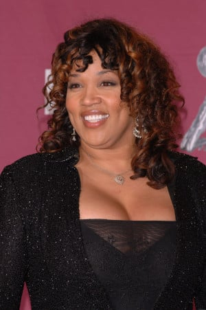 Kym Whitley Breast