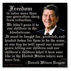 freedom ronald reagan more quotes about america freedom quotes quotes ...
