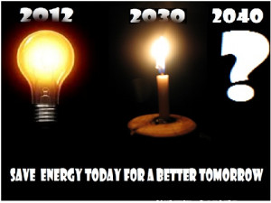 ENERGY SAVED TODAY I S ASSET FOR FUTURE