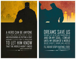 ... Quotes Posters, Superhero Stuff, Quote Posters, Super Quotes