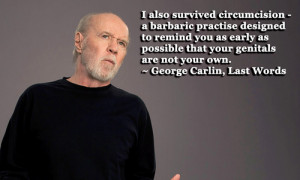 george carlin quotes on god
