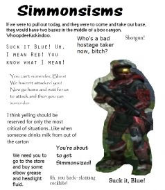 red vs blue pink isms donutisms i think i got it all right maybe isms ...