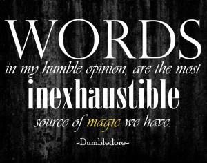 Noteworthy Dumbledore