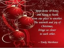 quotes quotes christmas quotes and sayings about family christmas ...