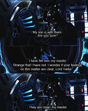 darth vader #darth sidious #emperor #quotes #star wars