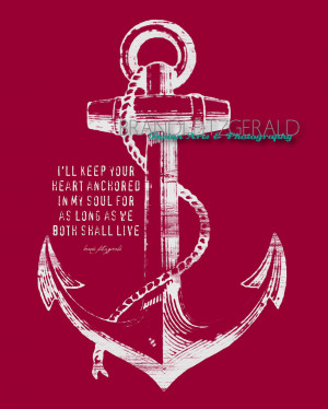 Are My Anchor Love Quotes