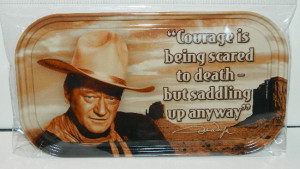 John Wayne Courage Quote