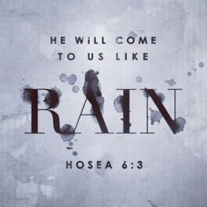 Let it rain...open the flood gates of Heaven...let it rain!...More at ...
