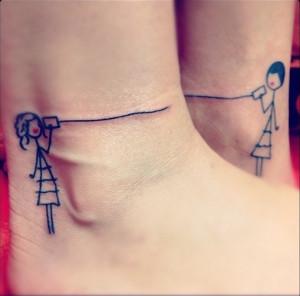 Friendship Loyalty Love Tattoo Designs | Loyalty Tattoo Designs