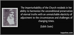 Every true prayer is a prayer of the Church; by means of that prayer ...